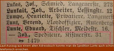 1907 Adressbuch