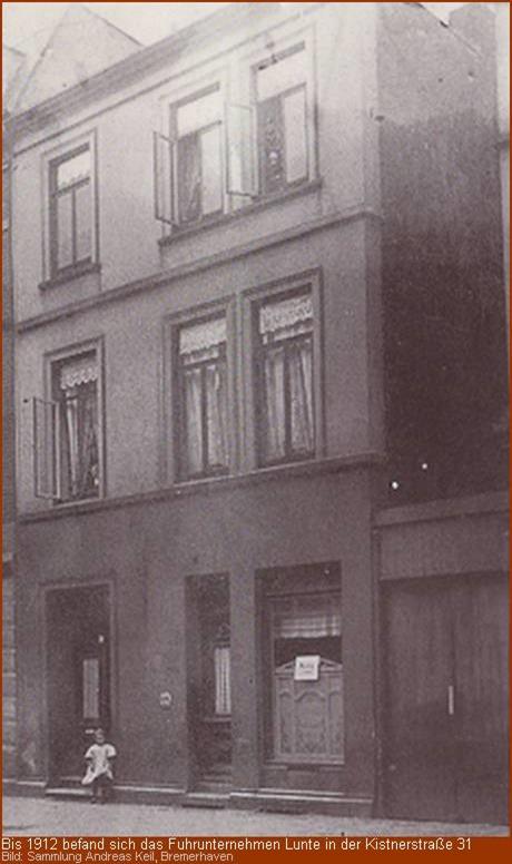 1912 Fuhrunternehmen Lunte