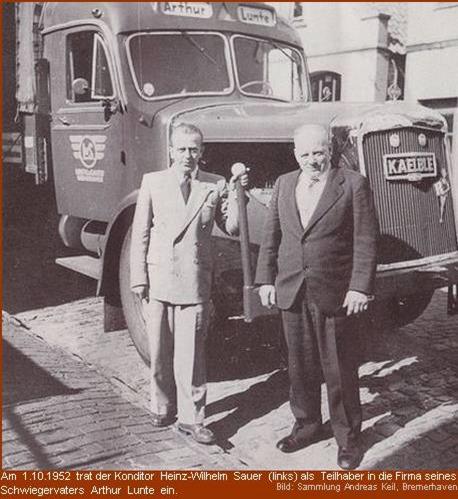 1952 Heinz-Wilhelm Sauer