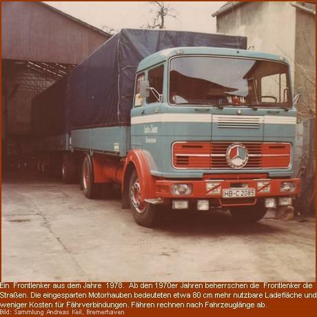 1970 Frontlenker