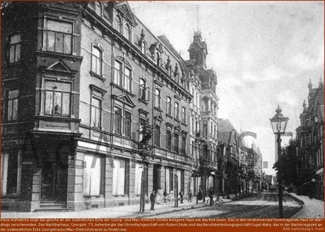 Georgstrasse suedoestliche EckeMax-Dietrich