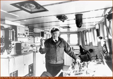 Kapitän Gerhard Hein