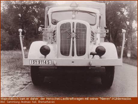 Henschel-Lastkraftwagen