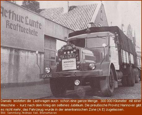 Kaelble-Lastkraftwagen