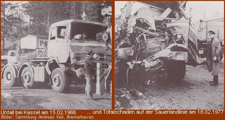 Unfall auf der Sauerlandlinie