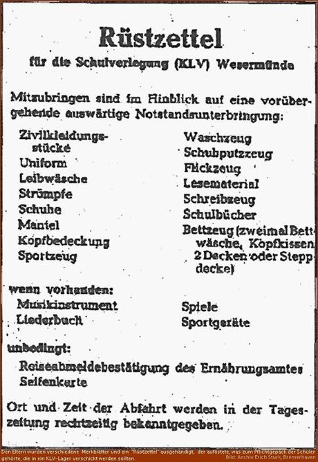 Die Humboldtschule in Geestemünde