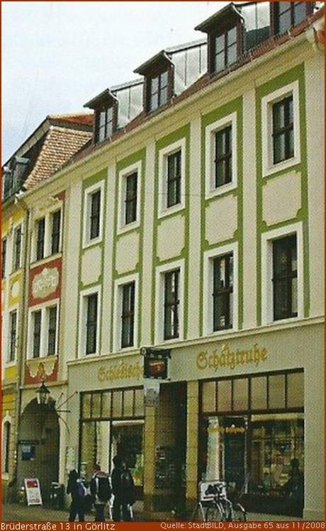 Der Görlitzer Tuchfabrikant Carl Samuel Geißler