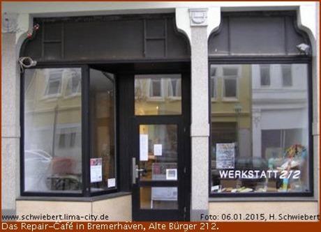 Bremerhavens Repair-Café öffnet wieder