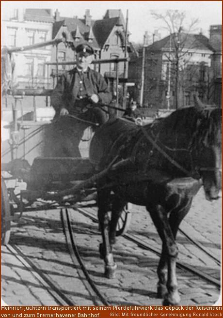 Transportunternehmen Heinrich Jüchtern