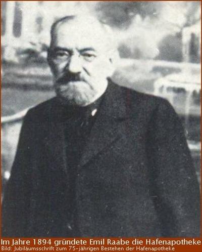 Gründer der Hafen-Apotheke