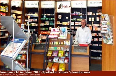 Hafen-Apotheke Apotheker Volker Schmidtmann