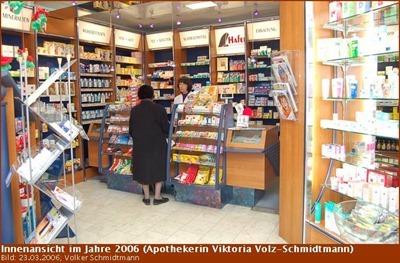 Hafen-Apotheke Apothekerin Viktoria Volz-Schmidtmann