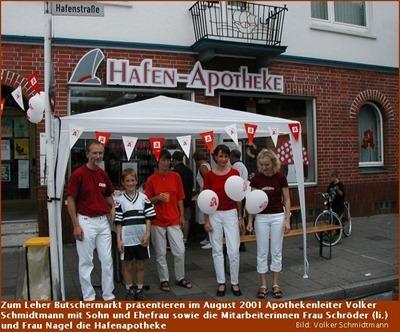Hafen-Apotheke 2001