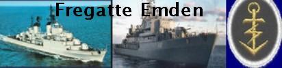 Banner Fregatte Emden
