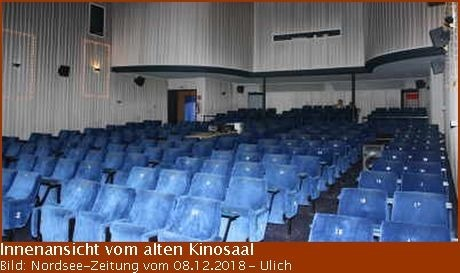 Das Apollo-Kino in Bremerhaven
