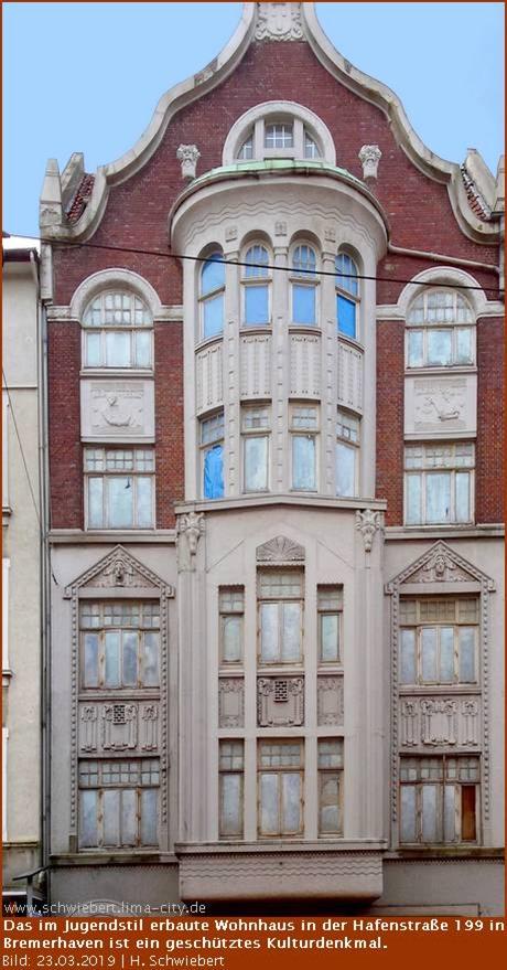 Gründerzeithaus Hafenstrasse 199