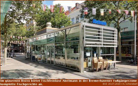 Abelmann Fischfeinkost verlässt Bremerhavens Innenstadt