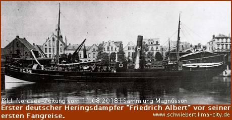 "Heringsdampfer ""Friedrich Albert"""