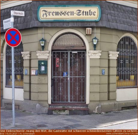 "Gaststätte ""Frenssenstube"""