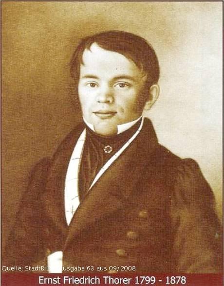 Ernst Friedrich Thorer