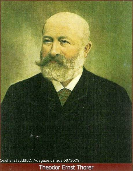 Theodor Ernst Thorer