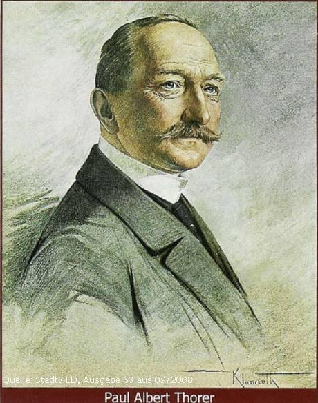 Paul Albert Thorer