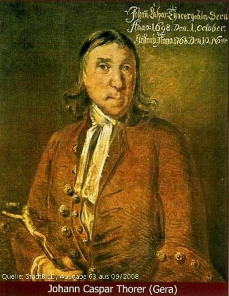 Johann Caspar Thorer