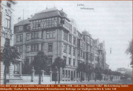 wohn- und geschäftshaus hafenstraße 42