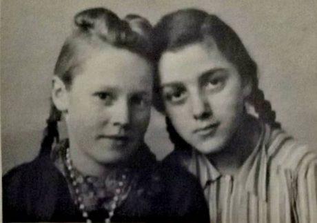 Ruth und Freundin