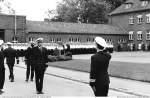 Vereidigung 1. Marineausbildungsbataillon
