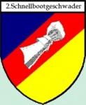 Wappen des 2. Schnellbootgeschwaders in Wilhelmshaven